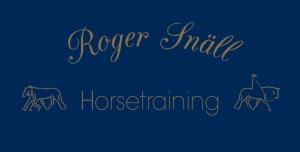 Snälls Horsetraining med bakrundsfärg